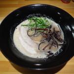 とんこつ らい斗 - 料理写真:らーめん
