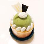 ウルソン - 抹茶のムース ¥356