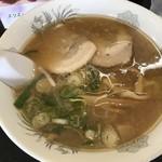 なかむら - ラーメン ¥600
