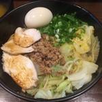 さぃふぁ - 油そば 中(1.5玉)