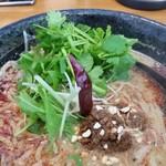 担々麺 蜀香 - 紅担々麺。美味しいです。