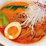 元気屋 - 料理写真:担々麺