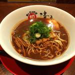 Mr.こってり麺 清乃 - こってり和歌山ラーメン・細麺 税込750円