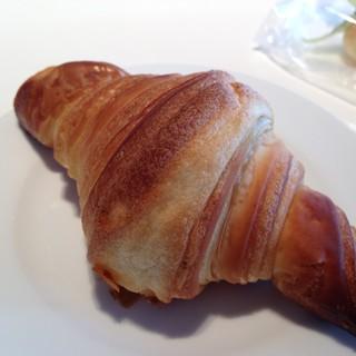 マリアージュ ドゥ ファリーヌ - 料理写真:クロワッサン