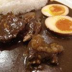 SPICE DINING biji  - よく煮込まれたスペアリブ
