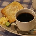 エクスペリエンス カフェ - モーニング