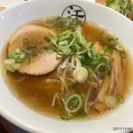 江南一店 - 醤油柳麺