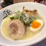 江南一店 - 鶏白湯