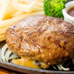 Restaurant & Bar Mashu - ちがさき牛のデミグラスハンバーグ
