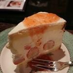 自家焙煎珈琲 凡 - 大人のショートケーキ