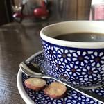 自家焙煎コーヒーcafe・すいらて - 都度焙煎されるコーヒーって、もう「ご馳走」そのものですね♪(2017.11.19)