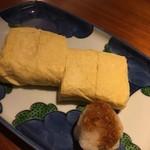 玄蕎麦 路庵 - だし巻き卵