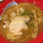 鶏白湯らーめん なかしま堂 - 料理写真:濃厚味噌800円!