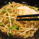 神戸製麺 - 自家製鶏ダレ油そば 並