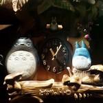 76667420 - トトロの古時計