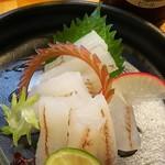 魚菜 もも - ヤガラの刺身
