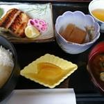 キリン亭 - 日替わりランチA(800円)
