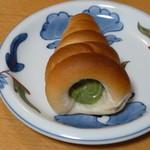 BAUMDORF - 料理写真:抹茶コロネ