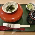 うなぎ 和友 - 地鶏親子丼