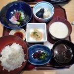 Sagami - 自然薯とろろ御膳