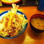 天丼てんや - 料理写真:390天丼