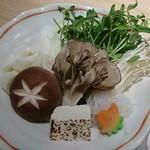 飛騨牛一頭家 馬喰一代 名古屋WEST - 野菜盛り