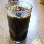 キッチンABC - サービスのコーヒー(2時~5時)