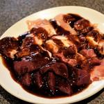 肉焼家 琉庵 - 食べ放題=味噌だれ焼肉