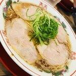 らーめん 小鉄 - 醤油ラーメン¥550-