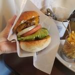 BOSSA BURGER - チーズバーガー