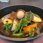 東洋軒 - 29年11月 松坂牛スネ肉の煮込み