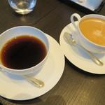 東洋軒 - 29年11月 コーヒー、カフェラテ