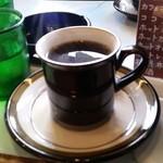 ダウンビート - ドリンク写真:ブレンドコーヒー