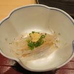 鮨 山浦 - 29年11月 青森 白魚