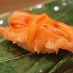 鮨 山浦 - 29年11月 赤貝