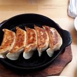 さくら - 鉄板餃子