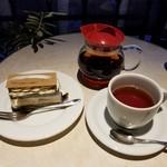 76676277 - ワ・ビ・サ・ビ+紅茶