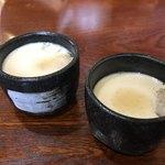 ゆたか寿司 - ミニ茶碗蒸し