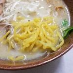 ゆげや - 麺