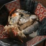 郷土料理 炉ばた 俺ん家 - サンマのなれ寿司です。