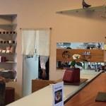 呉山飛天 - ドリンクの配膳室