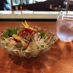 呉山飛天 - 野菜サラダ