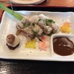 呉山飛天 - 山芋のステーキ