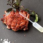 焼き肉屋さんでしかおめにかかれなさそうな厚切りトロタンステーキ