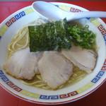 江戸金 - 「ラーメン」580円