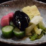 赤札屋 - お新香 310円
