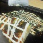 7668396 - 110429東京 110 山芋焼きをいただきます