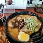 味千拉麺 - 醤油チャーシュー麺。