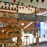 76680911 -                        「猿田彦珈琲 恵比寿本店」は、恵比寿界隈に行く機会があって、一休みする時に利用するカフェスポット!