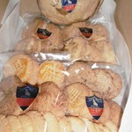 76681984 - くるみのクッキーと仲間たち